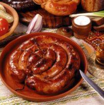Рецепт домашньої ковбаси